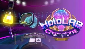 Hololab champions logo