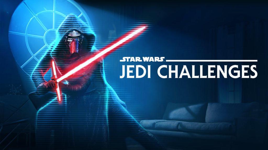 Jedi Challenges Logo